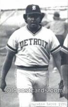spo070413 - Aurelio Lopez Base Ball Non Postcard Detroit Tigers Baseball Postcard Post Card