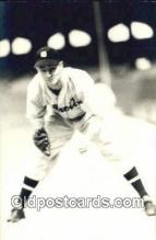 spo070435 - Bob Logan Base Ball Postcard Detroit Tigers Baseball Postcard Post Card