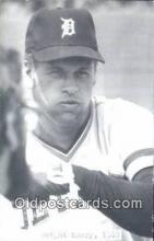spo070439 - Dwight Lowry Base Ball Postcard Detroit Tigers Baseball Postcard Post Card
