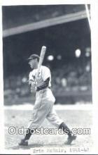 spo070448 - Eric McNair Base Ball Postcard Detroit Tigers Baseball Postcard Post Card