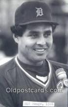 spo070455 - Sid Monge Base Ball Postcard Detroit Tigers Baseball Postcard Post Card