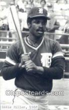 spo070465 - Eddie Miller Base Ball Non Postcard Detroit Tigers Baseball Postcard Post Card