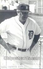 spo070471 - Billy Muffett Base Ball Non Postcard Detroit Tigers Baseball Postcard Post Card