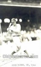 spo070477 - Anse Moore Base Ball Postcard Detroit Tigers Baseball Postcard Post Card