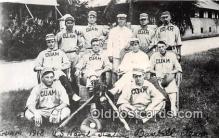 spo070601 - Baseball Postcard Base Ball Post Card