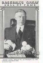 spo080009 - Baseball Postcard Base Ball Post Card