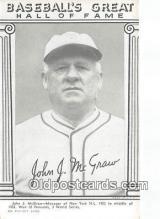 spo080015 - Baseball Postcard Base Ball Post Card