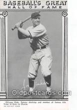 spo080037 - Baseball Postcard Base Ball Post Card