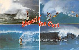 Shootin The Curl