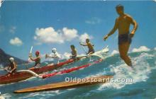 Outriggers Canoe Surfing