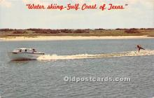 Water Skiing Gulf Coast