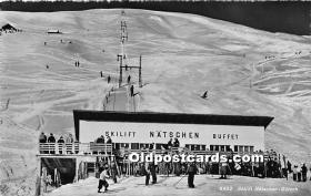 Skilife Natschen, Buffet
