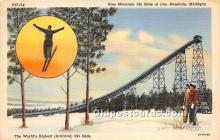 Pine Mountain Ski Slide