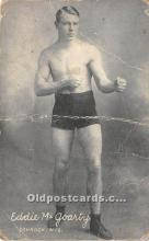Eddie McGoarty, Middleweight