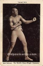Jack Johnson, Worlds Heavy Weight Champion