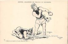 Joffre, Champion de France Et DEurope