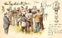 spof011032 - Pause Gruss Fencing Postcard