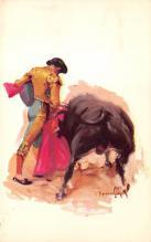 spof017029 - Chicuelina Bullfighting Tarjeta Postal Postcard