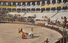 spof017043 - Corrida de Toros Mexico, Bullfighting Postcard