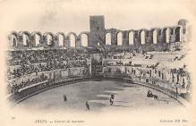spof017101 - Arles, Courses de Taureaux Bullfighting Postcard