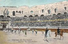 spof017125 - Courses de Taureaux, Bullfighting Postcard