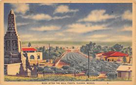 spof017144 - Tia Juana, Mexico, Tarjeta Postal, Bullfighting Postcard