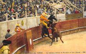 spof017154 - Corrida De Tores Tarjeta Postal, Bullfighting Postcard