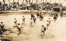 spof017167 - Juares, Mexico, Bullfighting Postcard