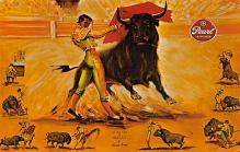 spof017168 - Bullfighting Postcard