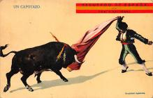 spof017172 - Bullfighting Postcard