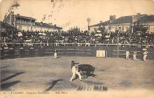 spof017174 - Landes, Bullfighting Postcard