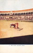 spof017178 - Valencia, Spain, Bullfighting Postcard