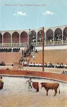 spof017179 - Mexican Bullfighting Postcard
