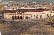 spof017200 - Bull Ring Juarez Mexico, Bull Fighting Postcard