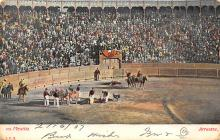 spof017205 - Mexico, Bullfighting Postcard