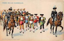spof017208 - Bullfighting Postcard