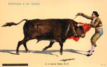 spof017209 - Bullfighting Postcard
