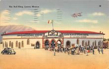 spof017211 - Juarez, Mexico, Bull Fighting Postcard