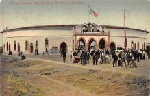 spof017212 - Ciudad Juarez, Mexico, Plaza de Toros, ( Bull Ring) Bullfighting Postcard