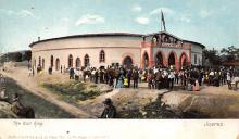 spof017213 - Juarez, Mexico, Bull Fighting Postcard