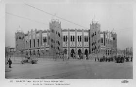 spof017271 - Barcelona, Plaza de Toros Monumental Tarjeta Postal Bullfighting Postcard