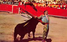 spof017273 - La Manoletina Tarjeta Postal Bullfighting Postcard
