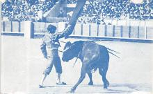 spof017284 - Bullfighting Tarjeta Postal Bullfighting Postcard