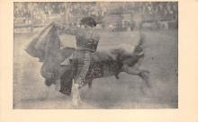 spof017323 - Bull Fighter Tarjeta Postal Bullfighting