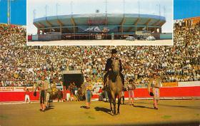 spof017331 - Plaza de Toros, Monumental Tarjeta Postal Bullfighting