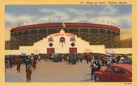 spof017332 - Plaza de Toros Tarjeta Postal Bullfighting