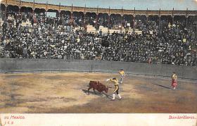 spof017347 - Banderilleros Tarjeta Postal Bullfighting