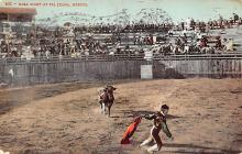 spof017349 - Bull Fight Tarjeta Postal Bullfighting