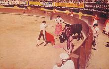 spof017350 - Ready for the Thrust Tarjeta Postal Bullfighting