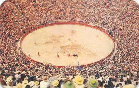 spof017364 - Bullfight Corrida De Toros Tarjeta Postal Bullfighting